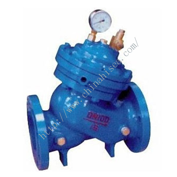DY30BX Slow Opening Fast Shut Check Valve