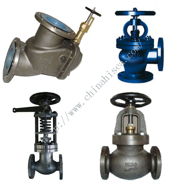 marine cast steel valves