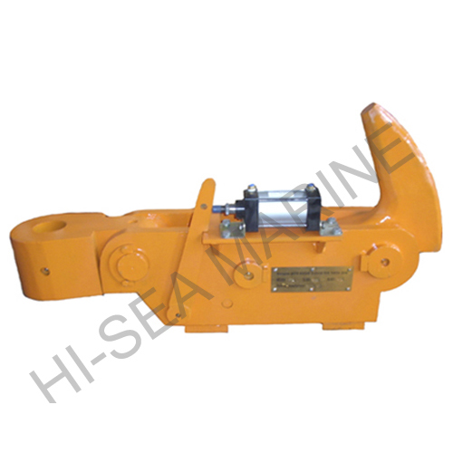 Pneumatic Release Harhour Towing Hook