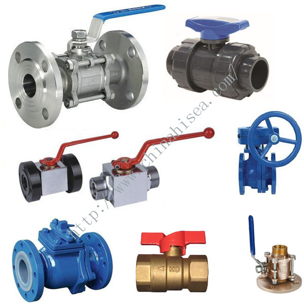 Marine ball valves