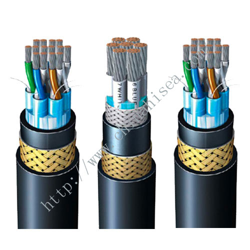 RFOU Flame retardant Mud resistant offshore power cable