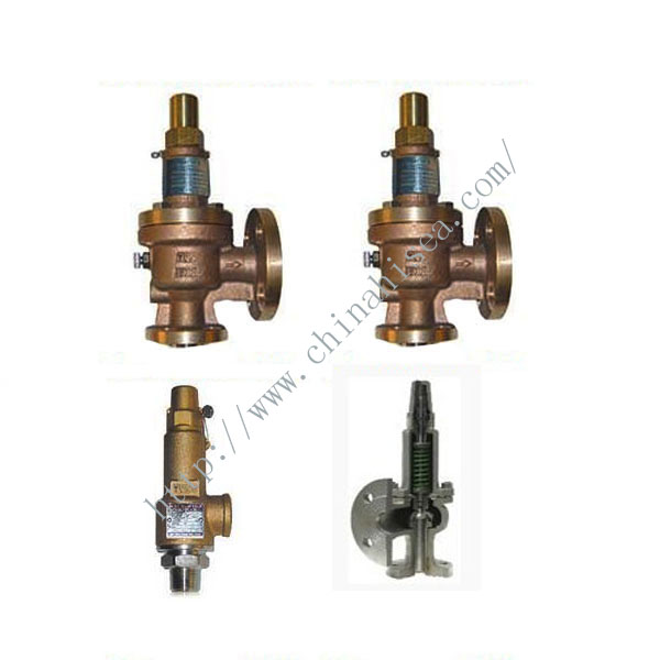 marine safety valves