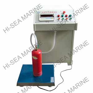 Foam filling machine