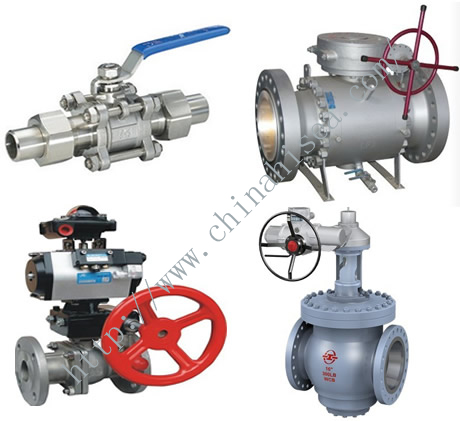 Other Related Ball Valves