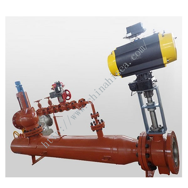 Temperature Pressure Releasing Valve In Factory