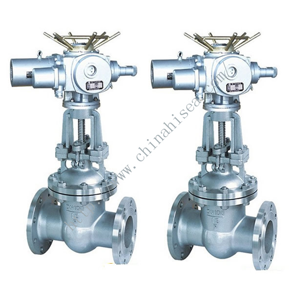 Electric Control Gate Valve
