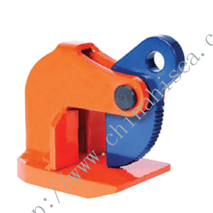 Horizontal Lifting Clamps Model IPHOZ:Jaw opening range 0 to 60mm