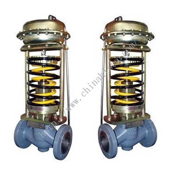 Automatic Pressure Regulating Valve different sides