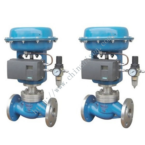 Pneumatic Diaphragm Regulating Valve