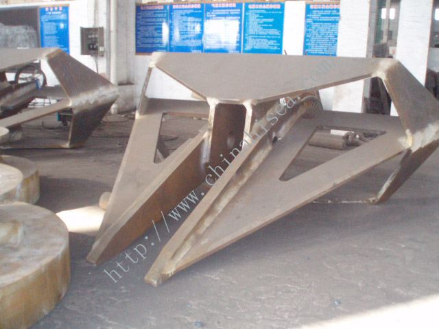 steel plate welding delta anchor 0.JPG