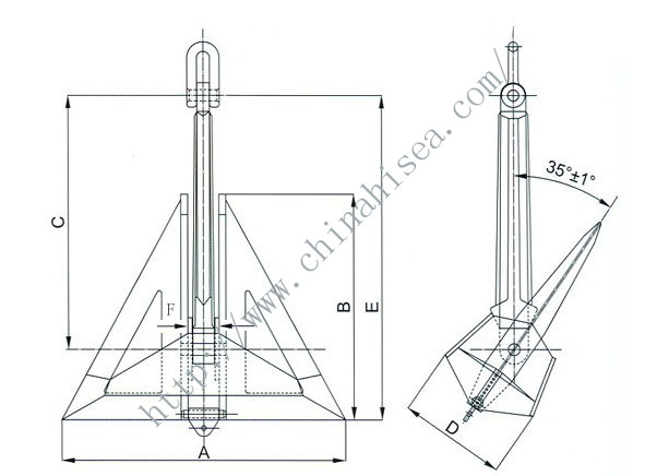 steel plate welding delta anchor process drawing.jpg