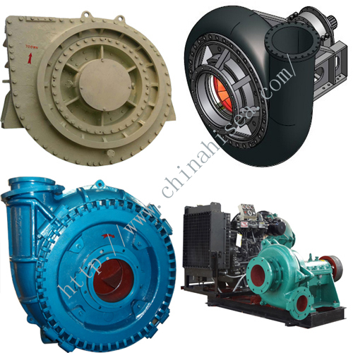 Centrifugal Dredging Pump