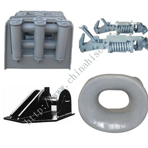 Marine Mooring Equipment