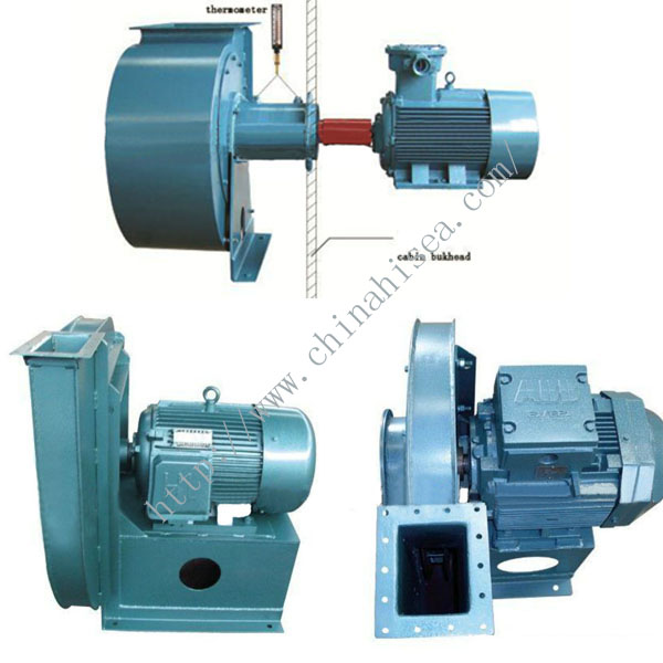 Explosion-Proof Marine Centrifugal Air Blower