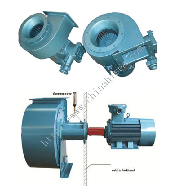 Marine Explosion Proof Centrifugal Blower Fans