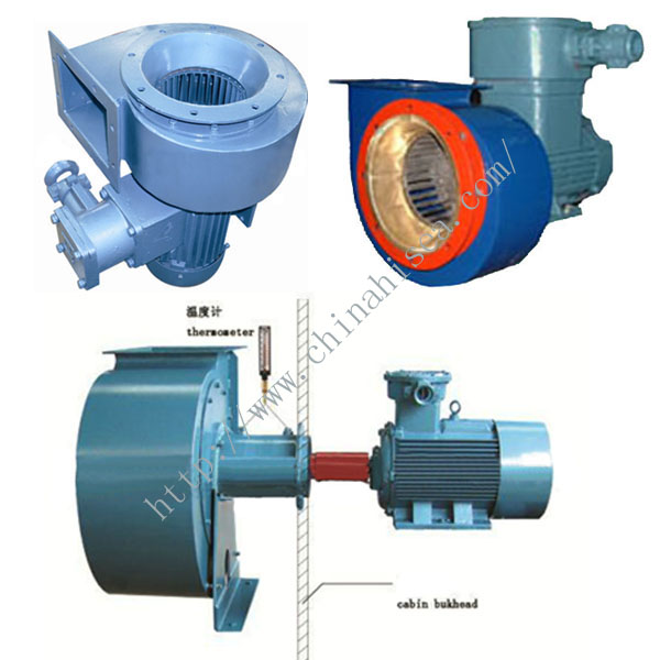Marine Explosion Proof Centrifugal Fans and Blowers