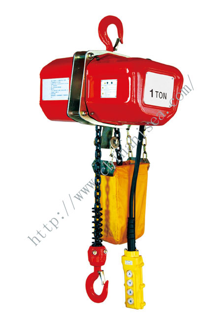 HHXG Type Electric Chain Hoist