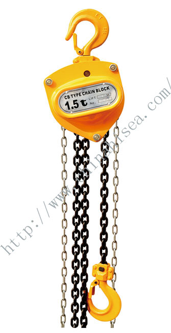 CB-I Type Chain Hoist
