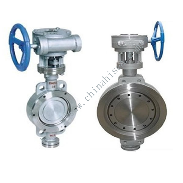 Turbine Butterfly Valve Sample