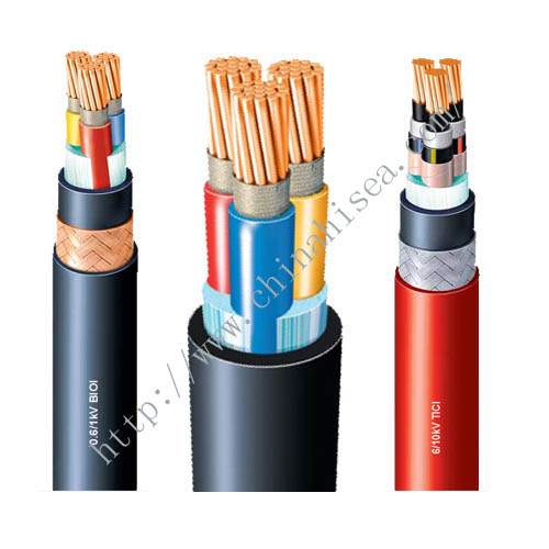 SIOI/SICI fire resistance power and control cable