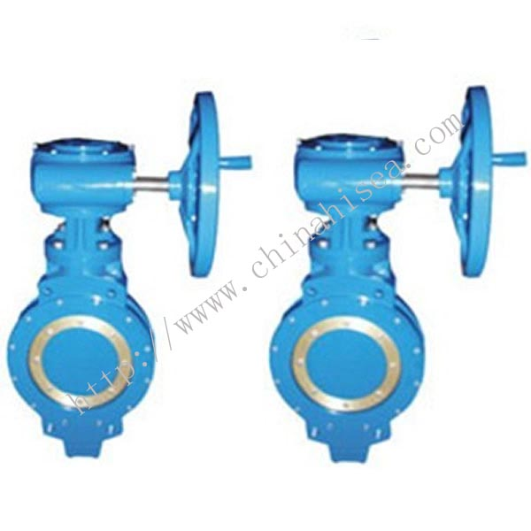 JIS Wafer Type Butterfly Valve