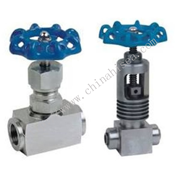 High Temperature High Pressure Valve