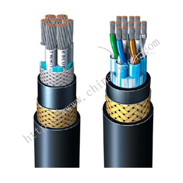 IEEE 1580 Type P 1kV Cold resistant Marine Control Cable