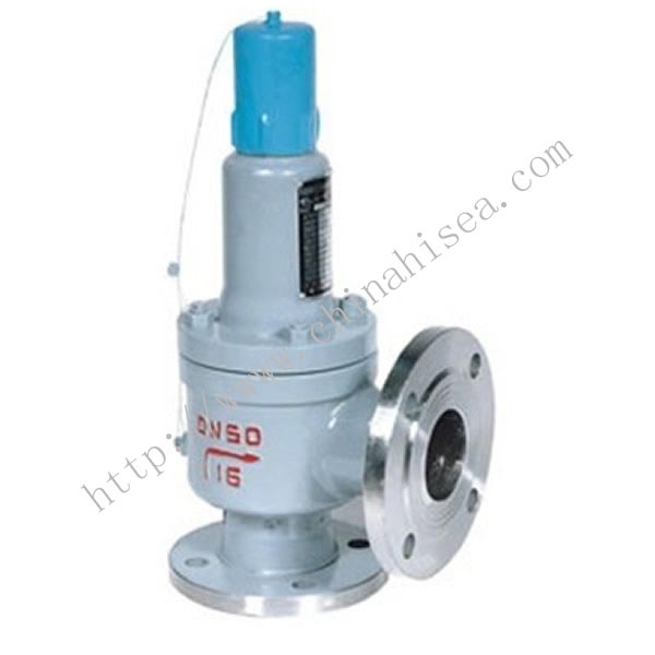 Spring Type Safety Valve