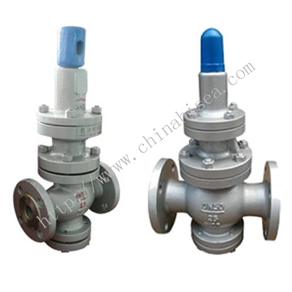 Flange Type Reducing Pressure Valve