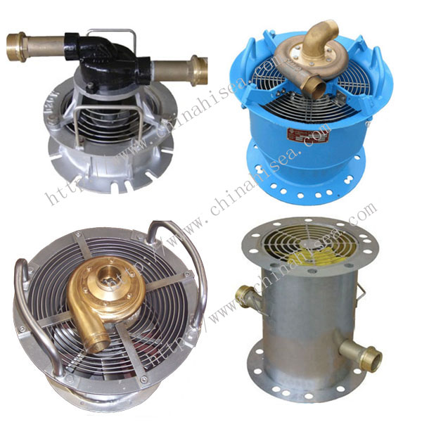 Marine  Axial Water Driven Fans