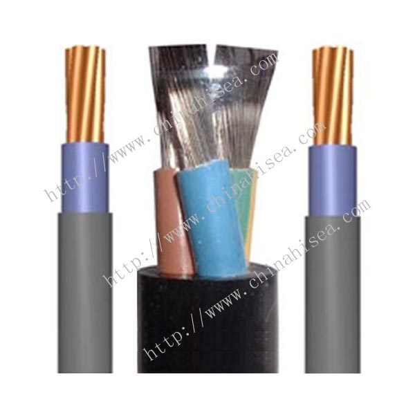 15KV BS 6883 Elastomeric Insulated Power & Control Cable
