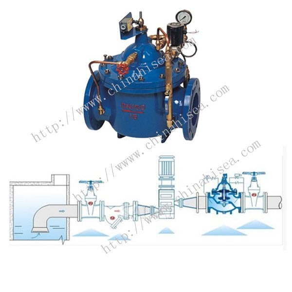 Chemical Plant Valve Installation Place