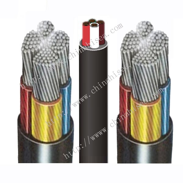 1kv BS 7917 Unarmored Power & Control Cable