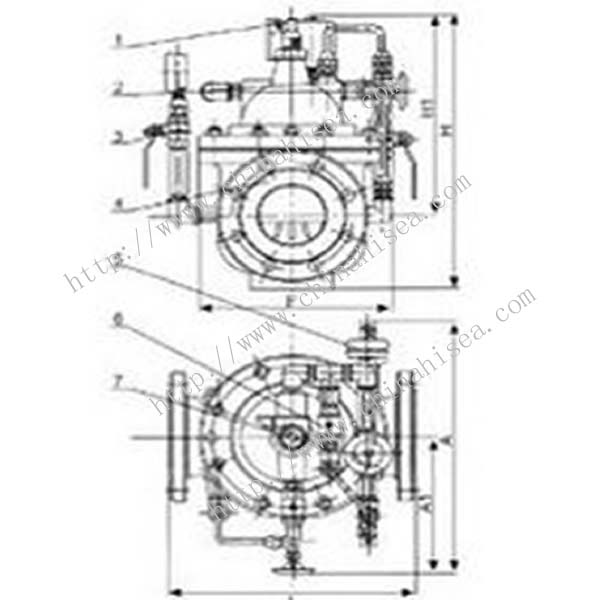 Water Pump Control Valve Working Theory