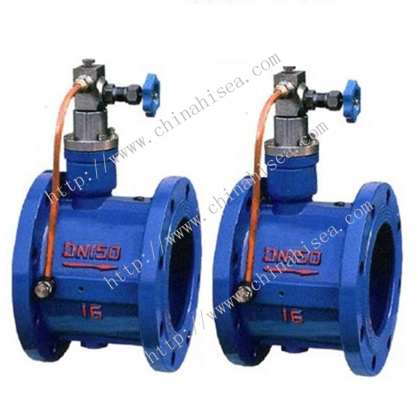 Water Supply Check Valve