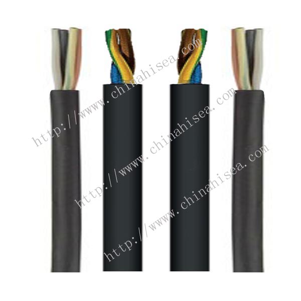 H07RN8-F 750V Harmonized Rubber Mining Cable