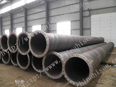 Dredging Steel Pipe