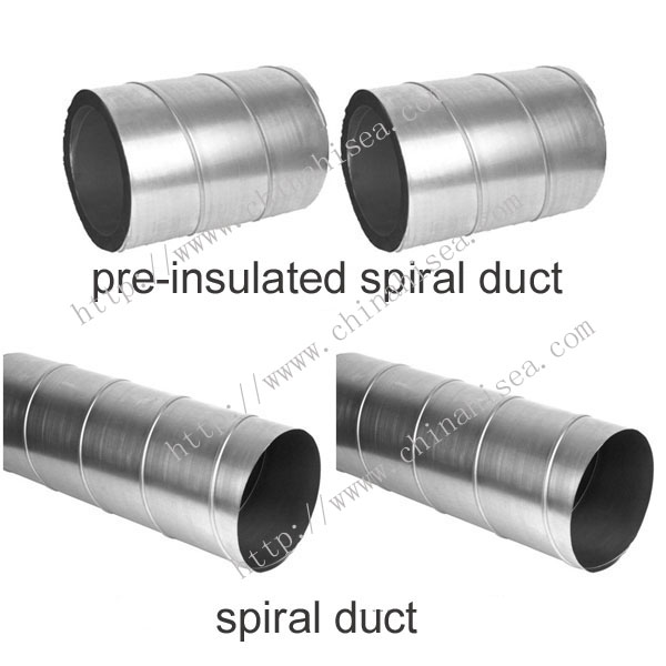 Spiral Duct