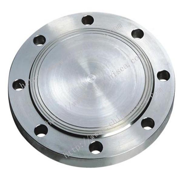 Class 150 Stainless steel blind flange
