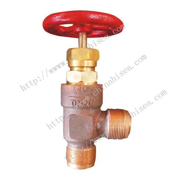 Marine Male Thread Bronze Screw Down Non-Return Valve GB596-83