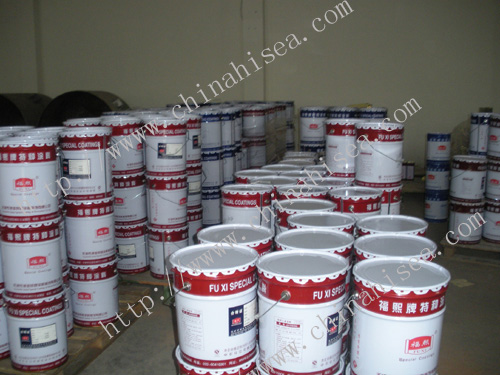 Without SootCarbon Epoxy Antistatic Anticorrosive Intermediate Paint