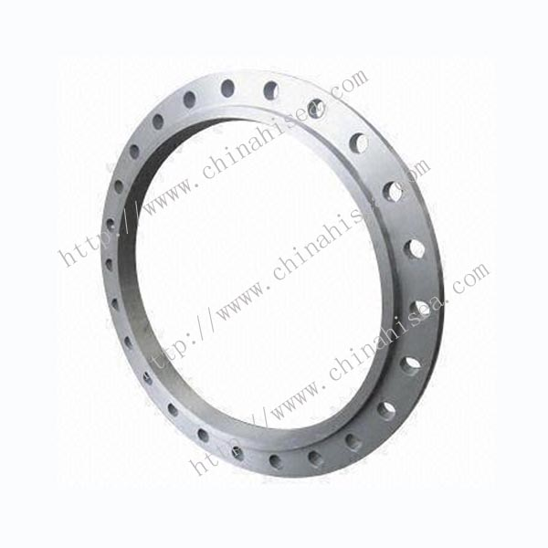 Class 600 stainless steel lap joint flange