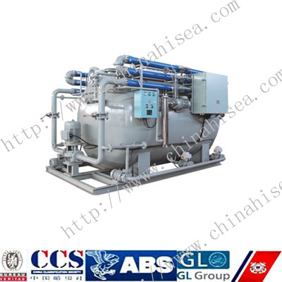 IMO Approved Sewage Treatment Unit Manufacturer