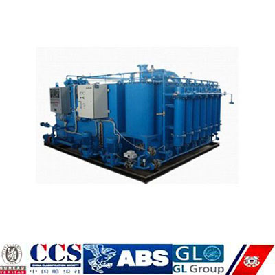 UV Disnfection Biochemical Sewage Treatment Plant