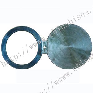 Q235A Carbon Steel Figure 8 Blind