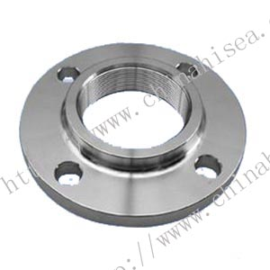 ANSI B16.5 Alloy Steel Threaded Flanges