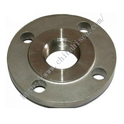 JIS Alloy Steel Threaded Flanges