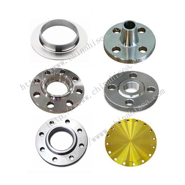 Forged alloy steel flanges ANSI B16.5