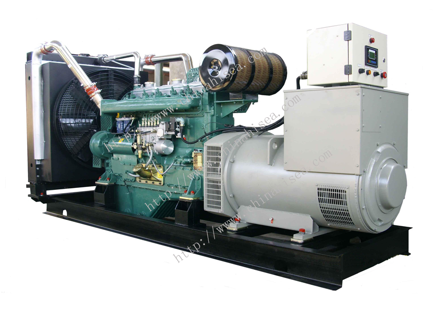 Wuxi power series diesel generator set