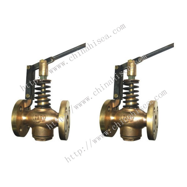 Marine Bronze Fuel Oil Tank Self-Closing Drain Valve JIS F7398F